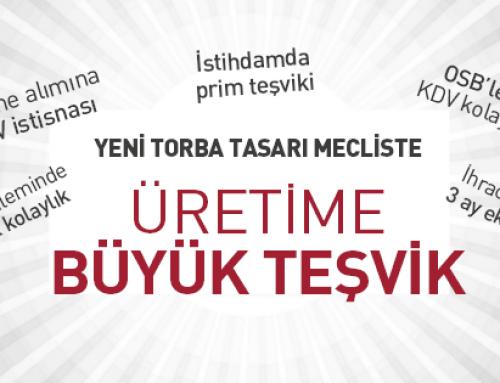 Tekstil Devlet Destekleri ve Yatırım Teşvikleri